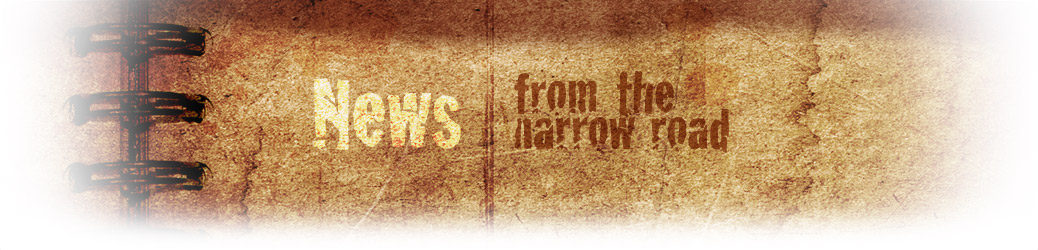God's Pen - Narrow Road News Blog by Andrew Michael